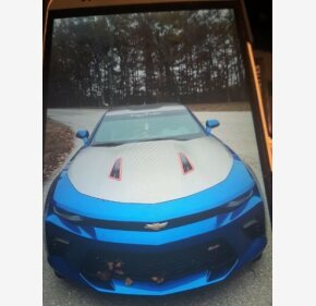 2017 Chevrolet Camaro SS for sale 101031267