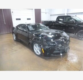 2017 Chevrolet Camaro LT Coupe for sale 101041199