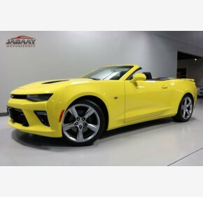 2017 Chevrolet Camaro SS Convertible for sale 101059613