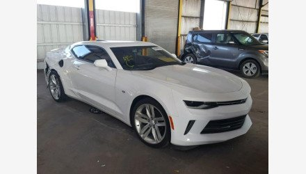 2017 Chevrolet Camaro LT Coupe for sale 101064691
