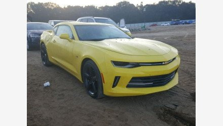 2017 Chevrolet Camaro LT Coupe for sale 101065752