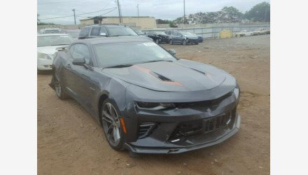 2017 Chevrolet Camaro SS Coupe for sale 101067547
