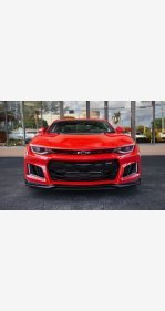2017 Chevrolet Camaro for sale 101100608