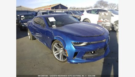 2017 Chevrolet Camaro LT Coupe for sale 101108338