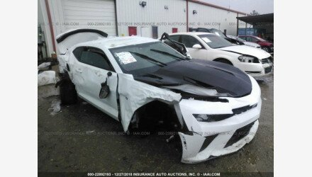2017 Chevrolet Camaro SS Coupe for sale 101108346