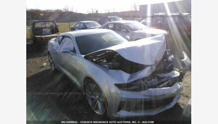 2017 Chevrolet Camaro LT Coupe for sale 101109072