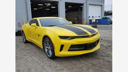 2017 Chevrolet Camaro LT Coupe for sale 101110199