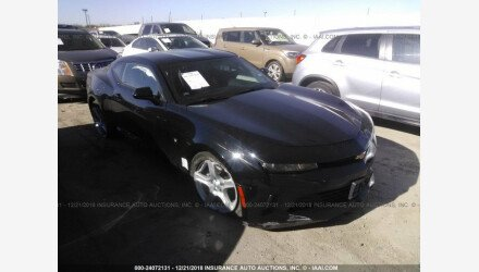 2017 Chevrolet Camaro LT Coupe for sale 101111081
