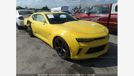 2017 Chevrolet Camaro LT Coupe for sale 101111793