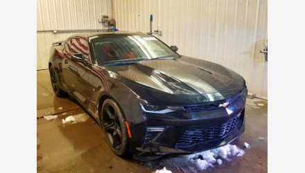 2017 Chevrolet Camaro SS Coupe for sale 101112564