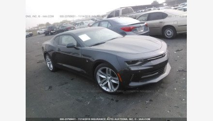 2017 Chevrolet Camaro LT Coupe for sale 101123525