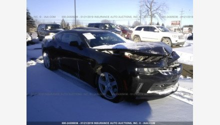 2017 Chevrolet Camaro LT Coupe for sale 101124174