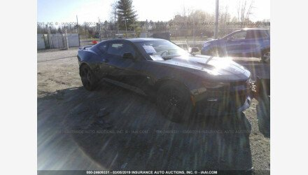 2017 Chevrolet Camaro SS Coupe for sale 101125783