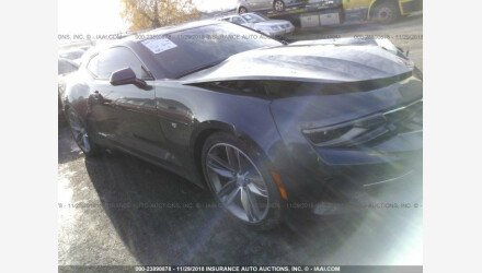 2017 Chevrolet Camaro LT Coupe for sale 101125865