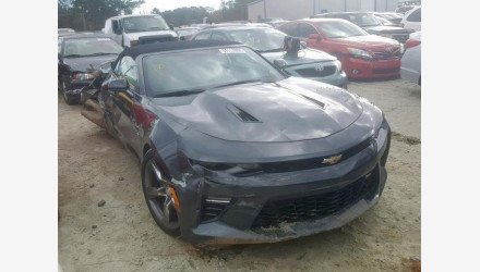 2017 Chevrolet Camaro SS Convertible for sale 101126268