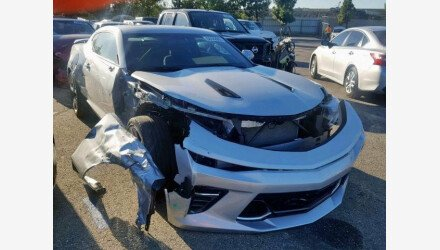 2017 Chevrolet Camaro SS Coupe for sale 101126311