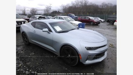 2017 Chevrolet Camaro LT Coupe for sale 101127069
