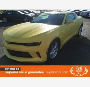 2017 Chevrolet Camaro LT Coupe for sale 101127296