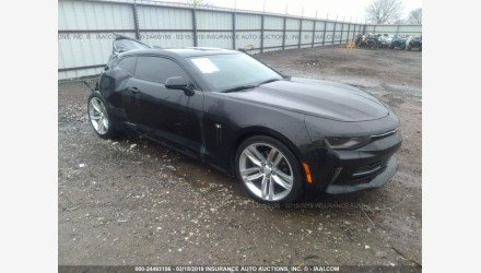 2017 Chevrolet Camaro LT Coupe for sale 101128377