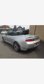 2017 Chevrolet Camaro LT Convertible for sale 101184841