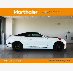 2017 Chevrolet Camaro SS Convertible for sale 101187624