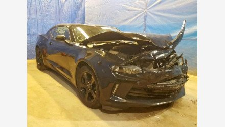 2017 Chevrolet Camaro LT Coupe for sale 101189781