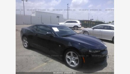 2017 Chevrolet Camaro LT Coupe for sale 101190042