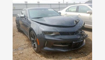2017 Chevrolet Camaro LT Coupe for sale 101190544