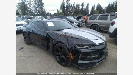2017 Chevrolet Camaro LT Coupe for sale 101190806
