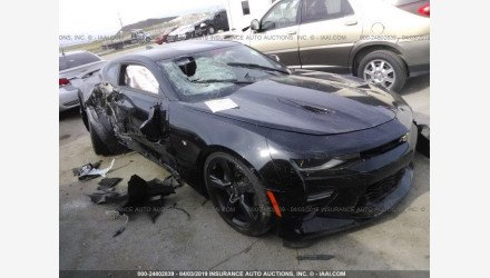 2017 Chevrolet Camaro SS Coupe for sale 101190831
