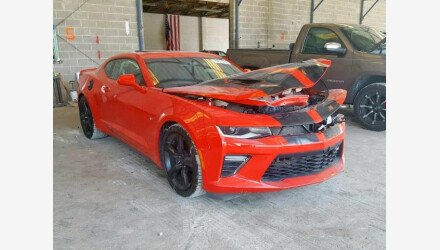 2017 Chevrolet Camaro SS Coupe for sale 101192086