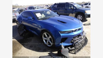 2017 Chevrolet Camaro SS Coupe for sale 101192454