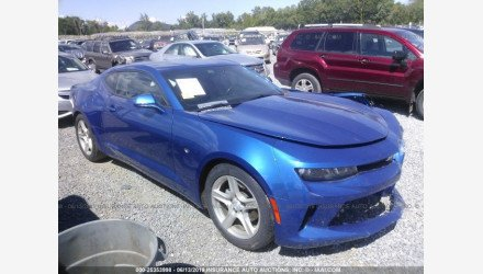 2017 Chevrolet Camaro LT Coupe for sale 101199733