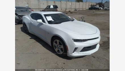 2017 Chevrolet Camaro LT Coupe for sale 101202414