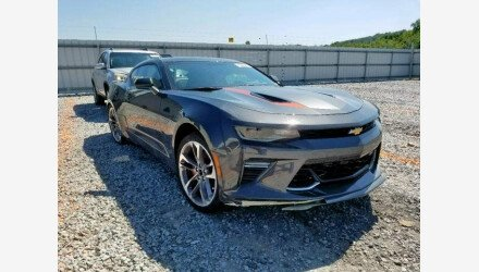 2017 Chevrolet Camaro SS Coupe for sale 101203704