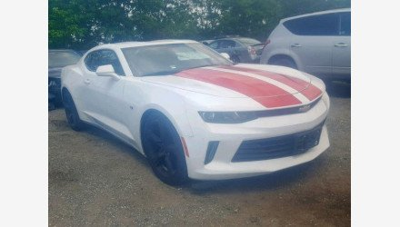 2017 Chevrolet Camaro LT Coupe for sale 101203745