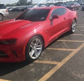 2017 Chevrolet Camaro LT Coupe for sale 101203890