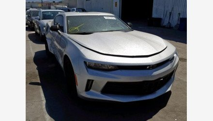 2017 Chevrolet Camaro LT Coupe for sale 101205899