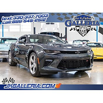 2017 Chevrolet Camaro for sale 101206340