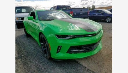 2017 Chevrolet Camaro LT Coupe for sale 101208908
