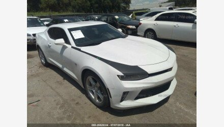 2017 Chevrolet Camaro LT Coupe for sale 101209874