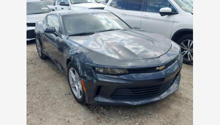 2017 Chevrolet Camaro LT Coupe for sale 101214635