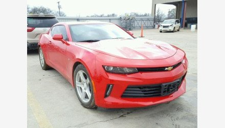 2017 Chevrolet Camaro LT Coupe for sale 101218505