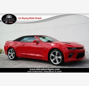 2017 Chevrolet Camaro SS Convertible for sale 101220150