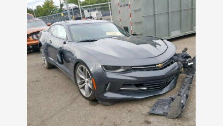 2017 Chevrolet Camaro LT Coupe for sale 101220741