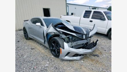 2017 Chevrolet Camaro LT Coupe for sale 101223871