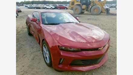 2017 Chevrolet Camaro LT Coupe for sale 101225015