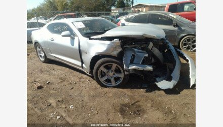 2017 Chevrolet Camaro LT Coupe for sale 101228359