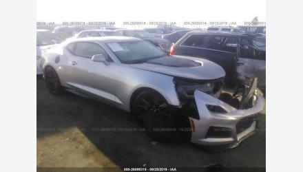 2017 Chevrolet Camaro for sale 101234848