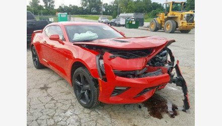 2017 Chevrolet Camaro SS Coupe for sale 101238430